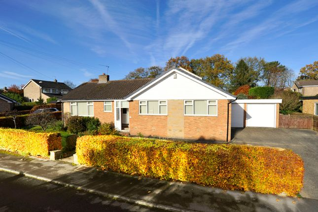 Thumbnail Detached bungalow for sale in Daleside Drive, Harrogate