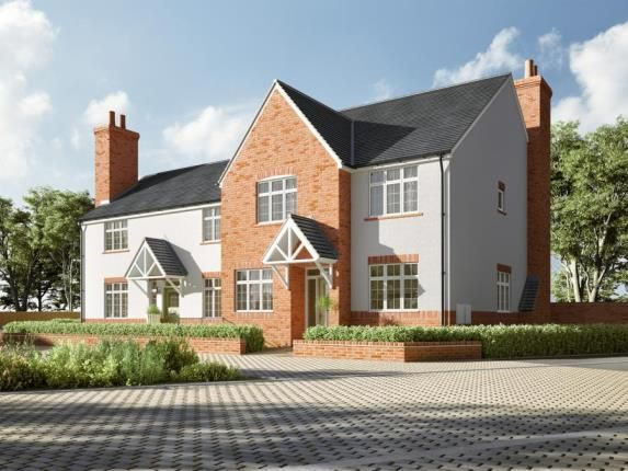 Thumbnail Semi-detached house for sale in Broadmeadow Park, Abby Road, Sandbach