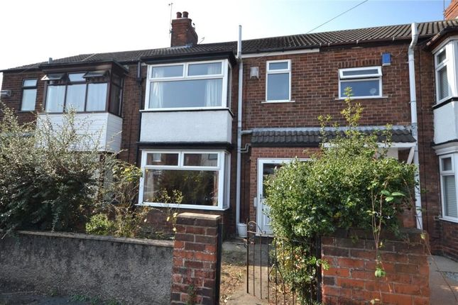 3 bed terraced house for sale in Mead Street, Hull HU8