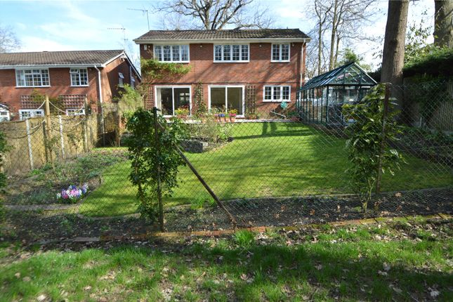 Thumbnail Detached house to rent in Kersey Drive, Selsdon, South Croydon