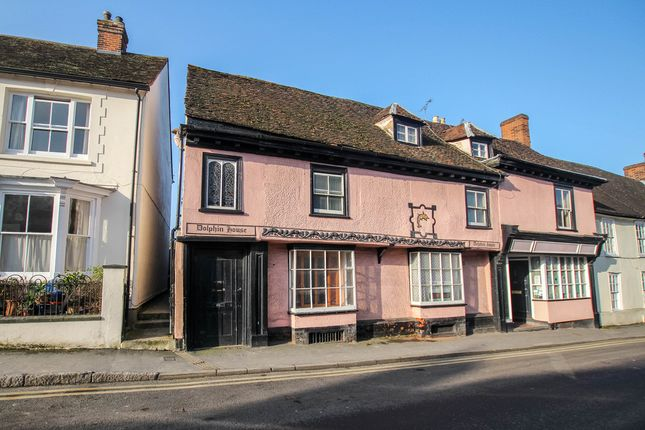 Thumbnail Semi-detached house for sale in Gold Street, Saffron Walden