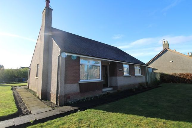 Thumbnail Detached bungalow for sale in Linbrig, 7 Main Street, Linlithgow