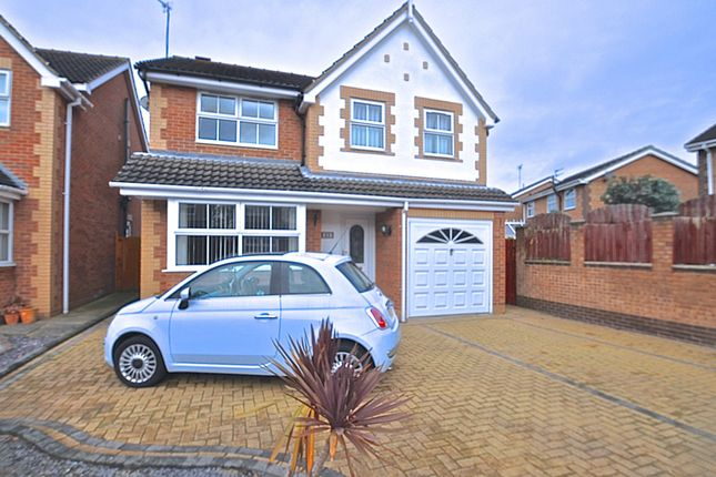 Thumbnail Detached house for sale in Barleigh Road, Hull