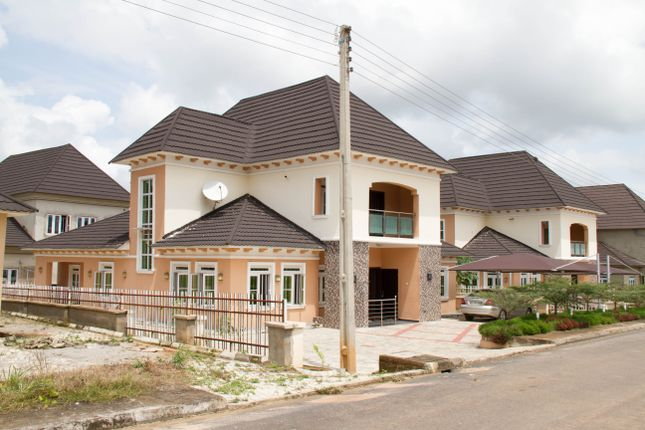 Thumbnail Detached house for sale in 03B, Airport Road, Abuja, Nigeria