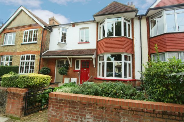 Thumbnail Terraced house for sale in Gardenia Road, Bush Hill Park