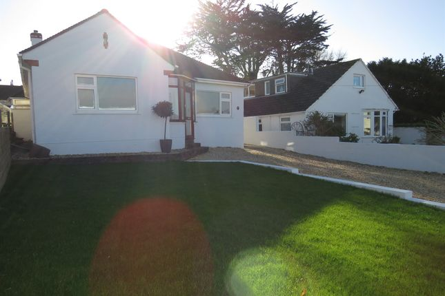 Detached bungalow for sale in Peeks Avenue, Plymstock, Plymouth