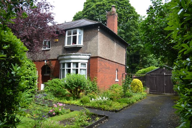 Thumbnail Semi-detached house for sale in Euxton Lane, Chorley