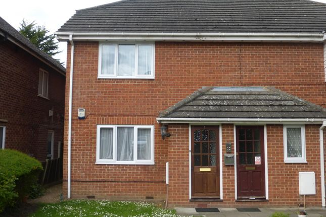 Front of Willow Road, Aylesbury HP19