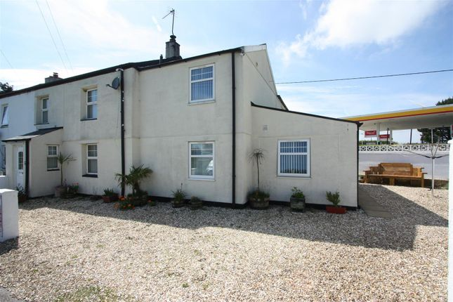 Thumbnail End terrace house for sale in Carland Cross, Mitchell, Newquay