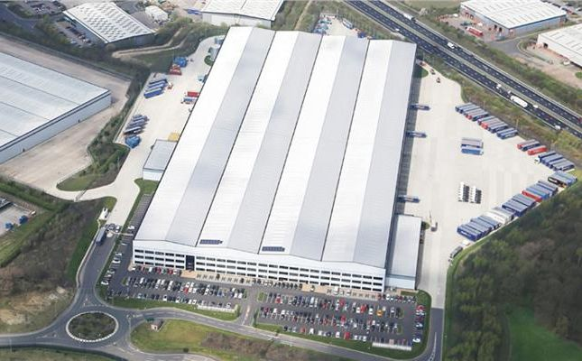 Light industrial to let in Premier Way North, Normanton, West Yorkshire
