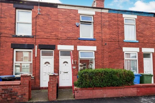 Front of Vienna Road, Edgeley, Stockport, Cheshire SK3
