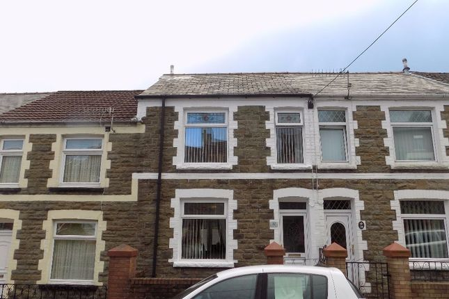 2 bed terraced house for sale in Granville Street, Abertillery