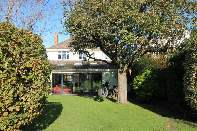 Thumbnail Detached house for sale in Westaway Park, Yatton, Bristol