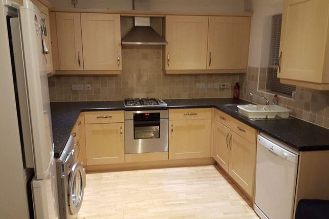 Thumbnail Terraced house to rent in Godwin Way, Stoke-On-Trent