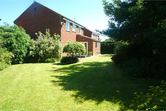 Thumbnail Detached house for sale in Priest Close, Hunmanby
