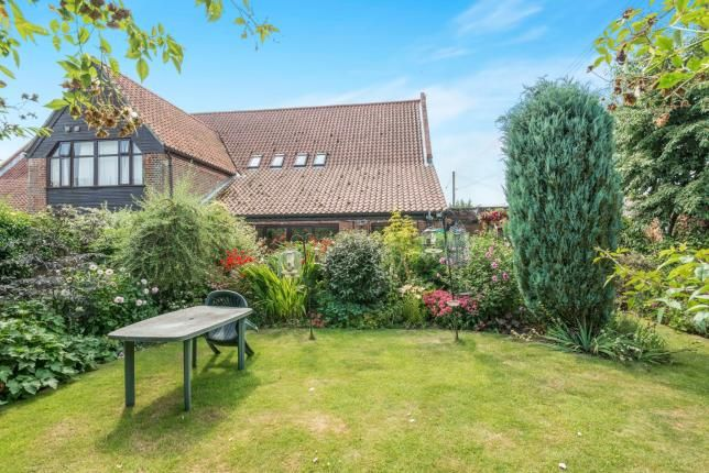 Thumbnail Barn conversion for sale in Ickburgh, Thetford, Norfolk