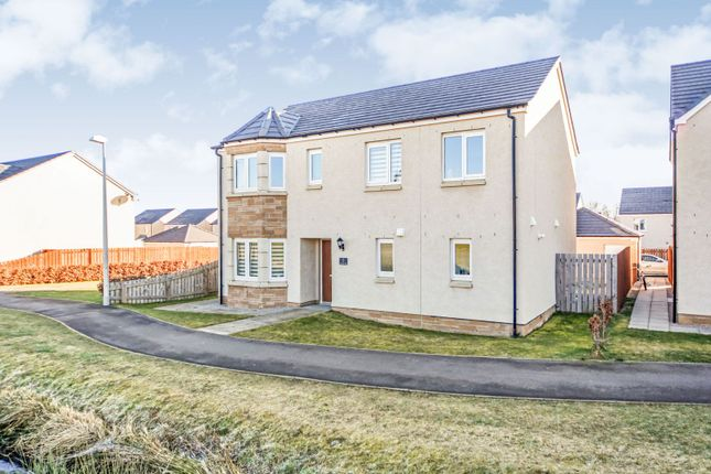 Thumbnail Detached house for sale in Tullibardine Walk, Alford