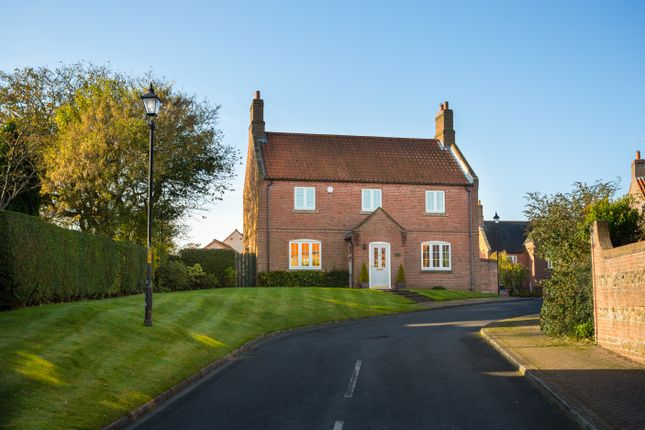 Thumbnail Detached house for sale in Townend Court, Great Ouseburn, York
