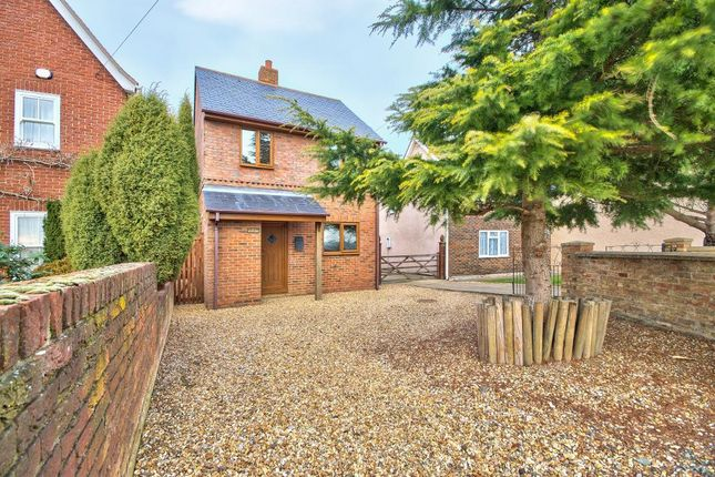 Thumbnail Detached house for sale in Cotton End Road, Wilstead