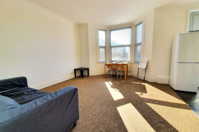 Thumbnail Flat to rent in Church Lane, Hornsey
