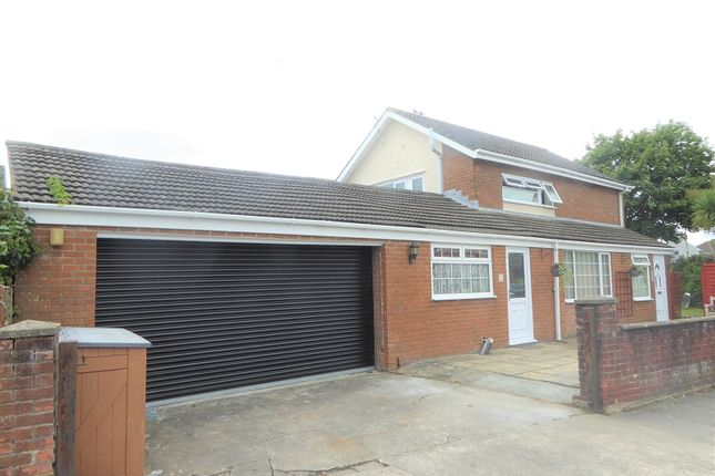 Thumbnail Detached house for sale in Woodland Place, North Cornelly, Bridgend.