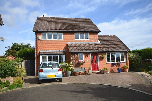 Thumbnail Detached house for sale in Osprey Avenue, Westhoughton