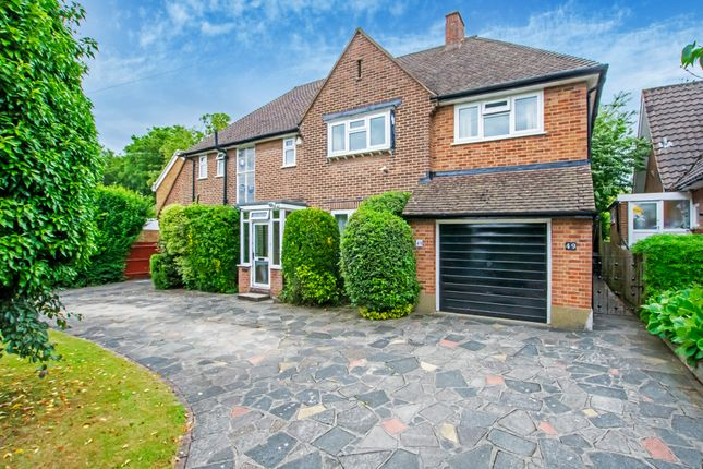 Thumbnail Detached house for sale in Broxbourne Road, Orpington