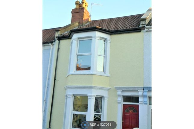 Thumbnail Terraced house to rent in Mansfield Street, Bristol