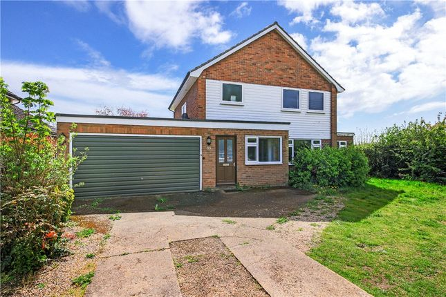 Thumbnail Detached house for sale in Bourn Bridge Road, Little Abington, Cambridge