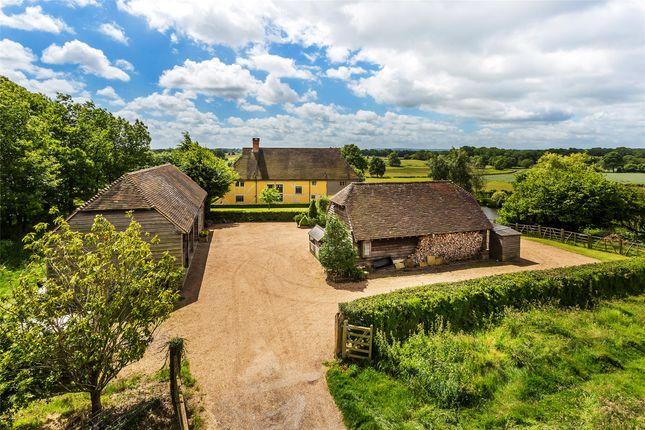 Thumbnail Detached house for sale in Rosemary Lane, Alfold, Cranleigh, Surrey