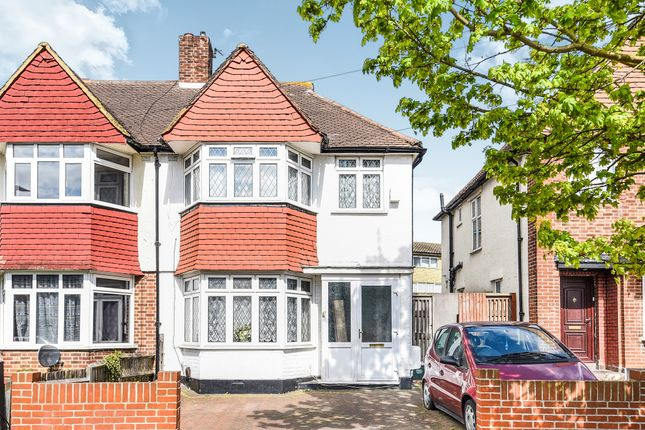 3 bed semi-detached house for sale in Conway Gardens, Mitcham