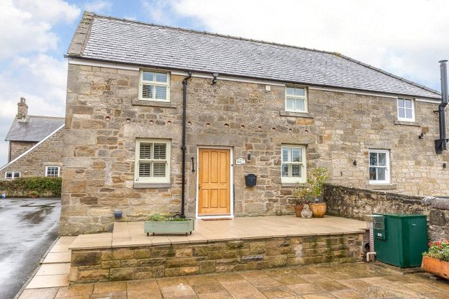 Thumbnail Semi-detached house for sale in Twizel, Ponteland, Newcastle Upon Tyne