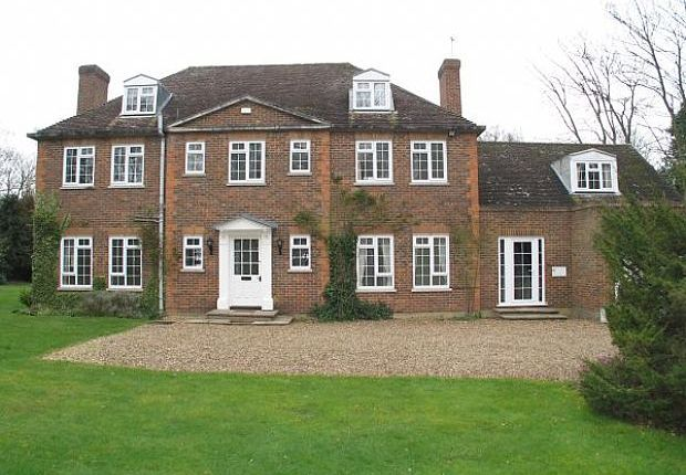Thumbnail Detached house for sale in Onslow Road, Burwood Park, Walton-On-Thames, Surrey