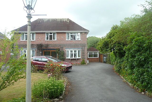 Thumbnail Detached house for sale in Langdown Lawn, Hythe