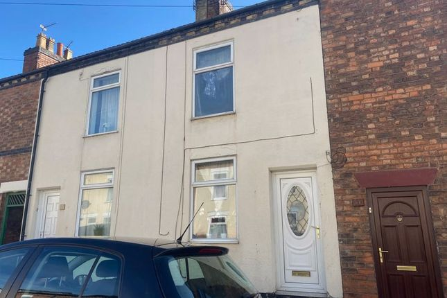 Thumbnail Terraced house to rent in Broadway Street, Burton-On-Trent