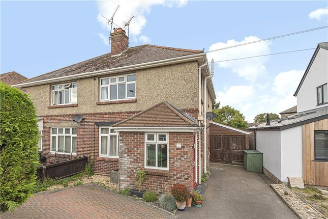 Thumbnail Semi-detached house for sale in Prince Of Wales Road, Dorchester, Dorset