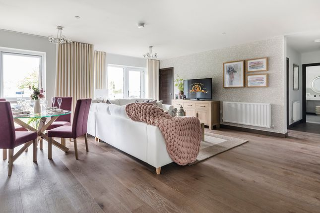 Thumbnail Flat for sale in Millers Quarter, Bury St Edmunds