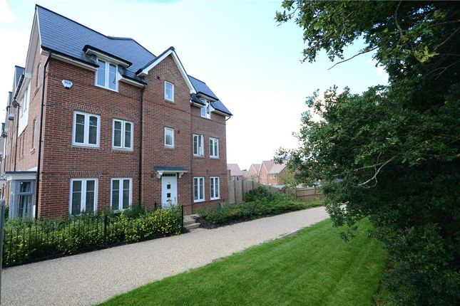4 bed semi-detached house for sale in William Heelas Way, Wokingham, Berkshire