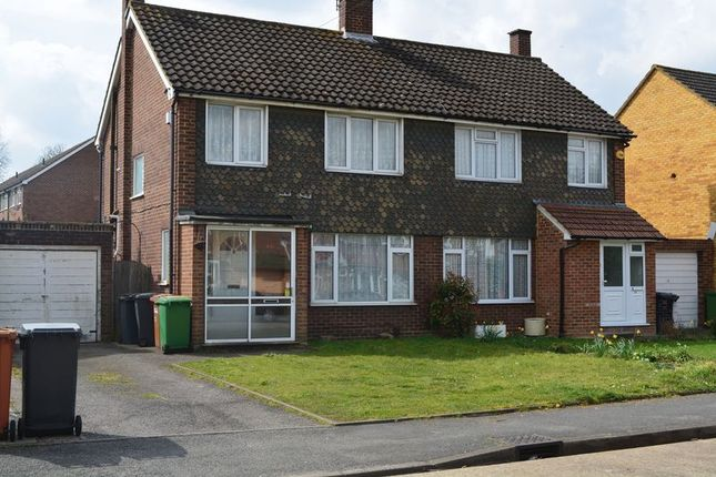 Thumbnail Terraced house to rent in Dawley Ride, Colnbrook, Slough