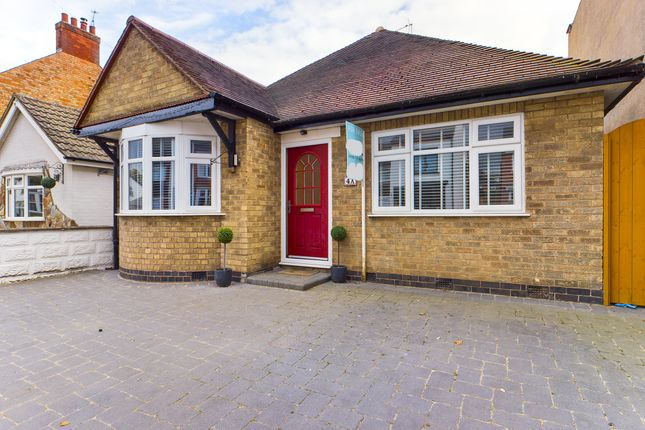 3 bed bungalow for sale in A Co-Operation Street, Enderby, Leicester LE19