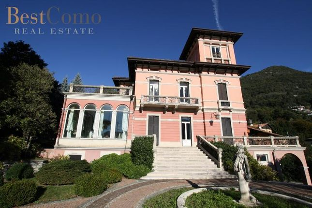 Thumbnail Detached house for sale in Cernobbio, Como, Lombardy, Italy