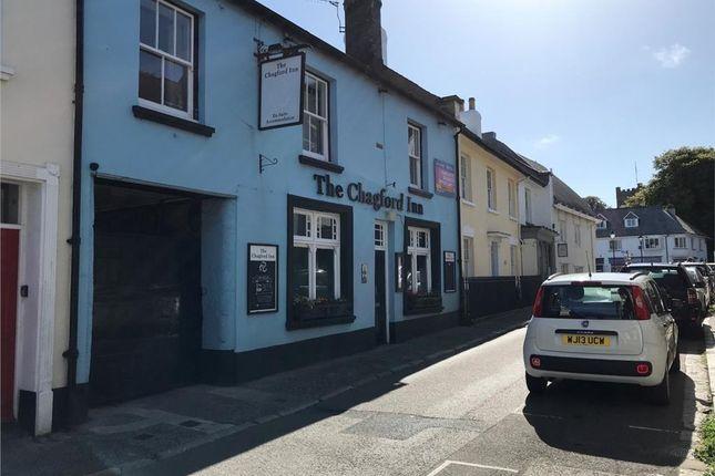 Thumbnail Pub/bar for sale in The Chagford Inn, Mill Street, Chagford