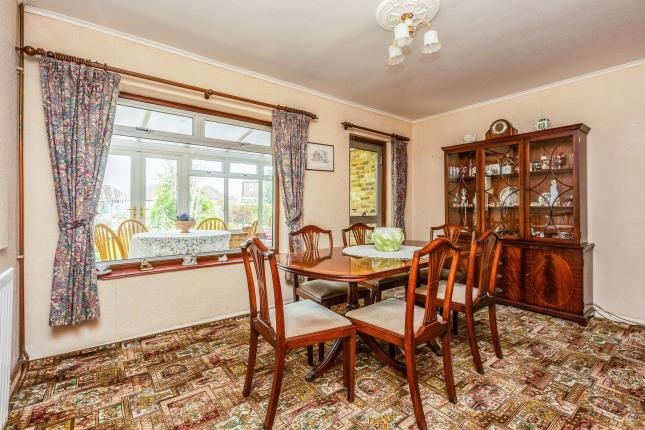 Dining Room of Woodlands Rise, Swanley, Kent, . BR8