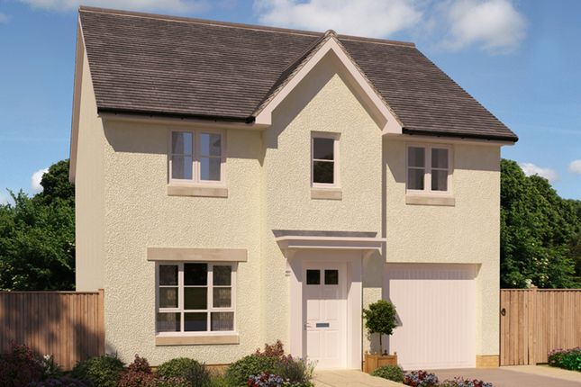 """Thumbnail Detached house for sale in """"Fenton"""" at Kirkton North, Livingston"""