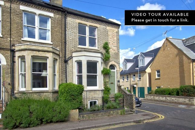 Thumbnail End terrace house for sale in Hertford Street, Cambridge