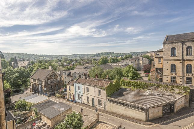 View To Rear of Cleveland Place West, Bath, Somerset BA1