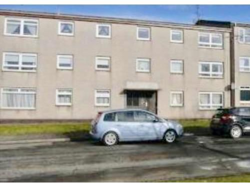 Thumbnail Flat to rent in Camp Street, Motherwell