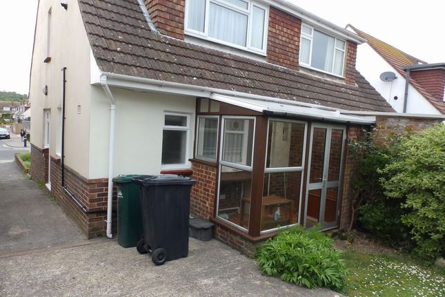 Thumbnail Town house to rent in Graham Avenue, Portslade, Brighton, East Sussex