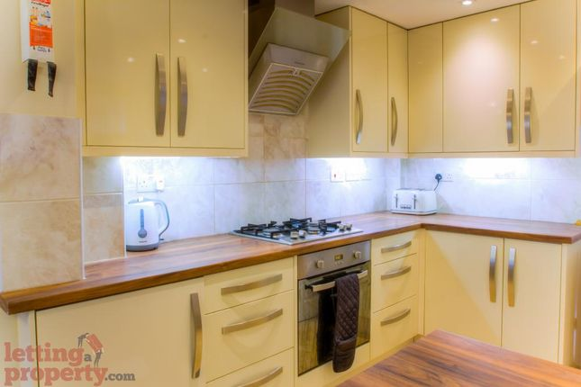 Thumbnail End terrace house to rent in Uplands, Welwyn Garden City