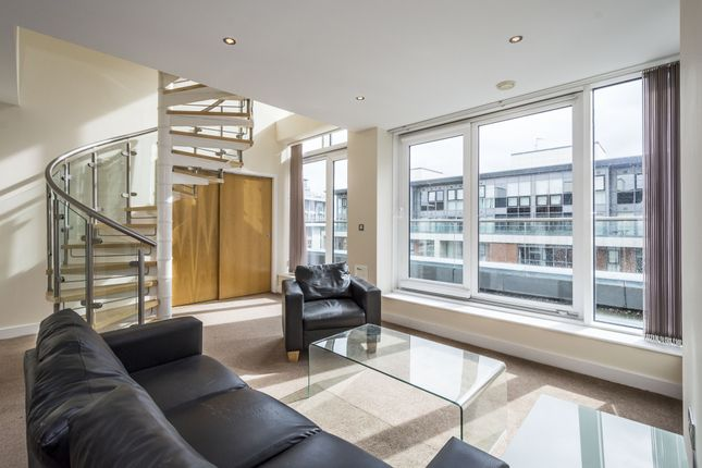 Thumbnail Duplex to rent in Atlantic Apartments, 21 Seagull Lane, Royal Victoria, London